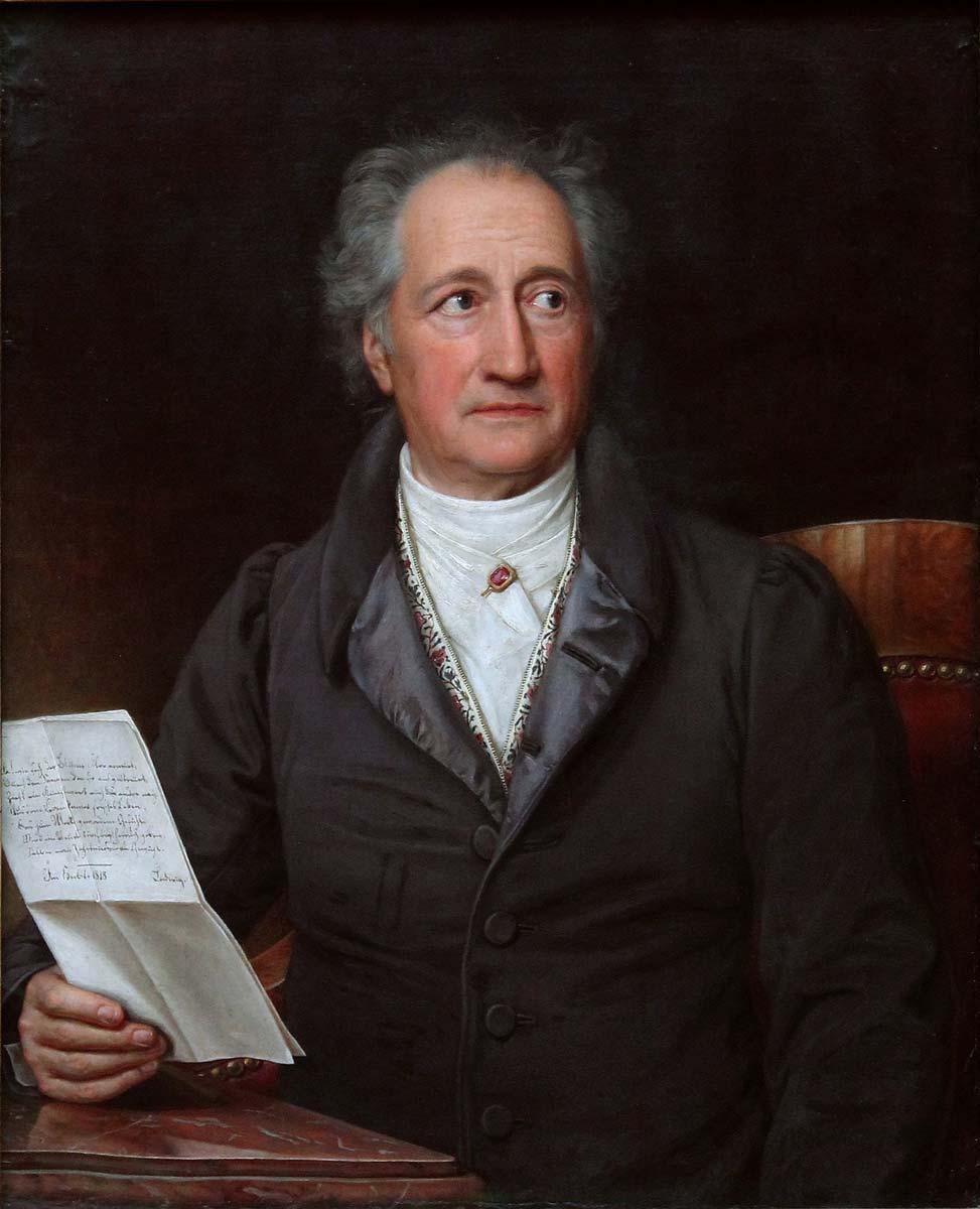 Goethe Stieler 1828 / Werther Goethe - verbriefte Wahrheiten - Eine Forschungsarbeit und Erläuterung / Erklärung zu den Leiden des jungen Werther von Anna J. Rahn