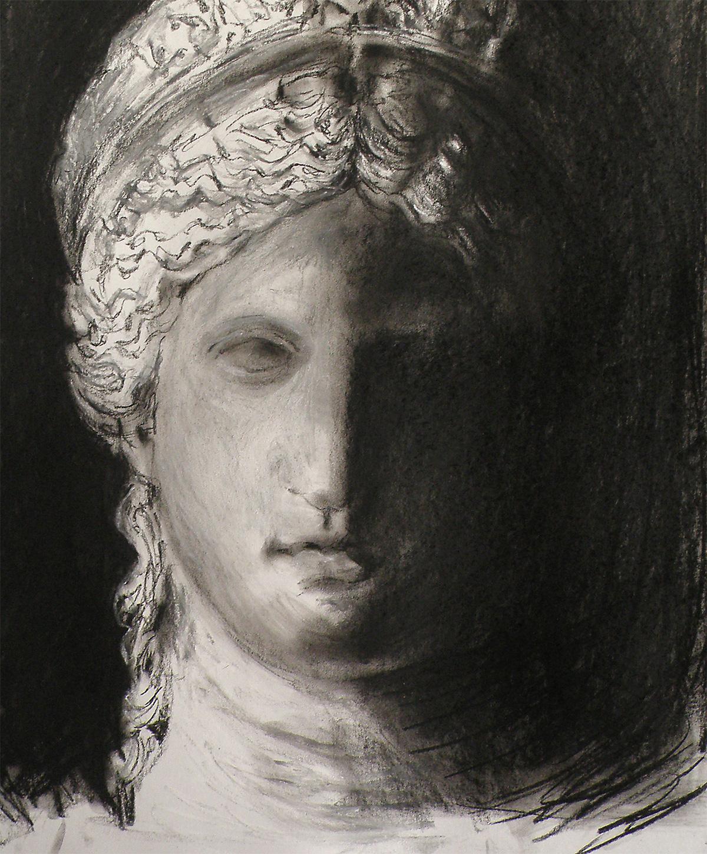 »Juno« von Ulrike Theusner