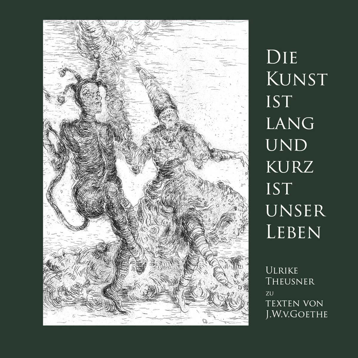 978-3-945482-87-2 Die Kunst ist Lang Ulrike Theusner