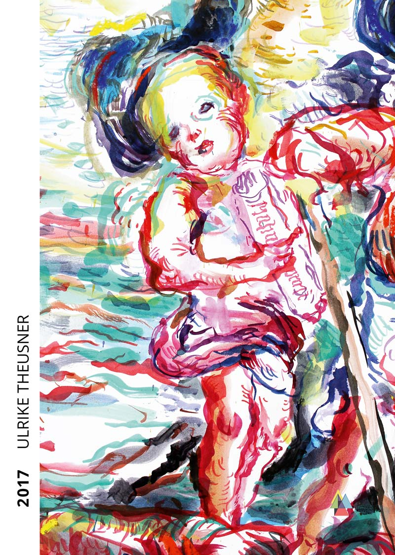 Ulrike Theusner 2017 Mahagonny Kunstkalender
