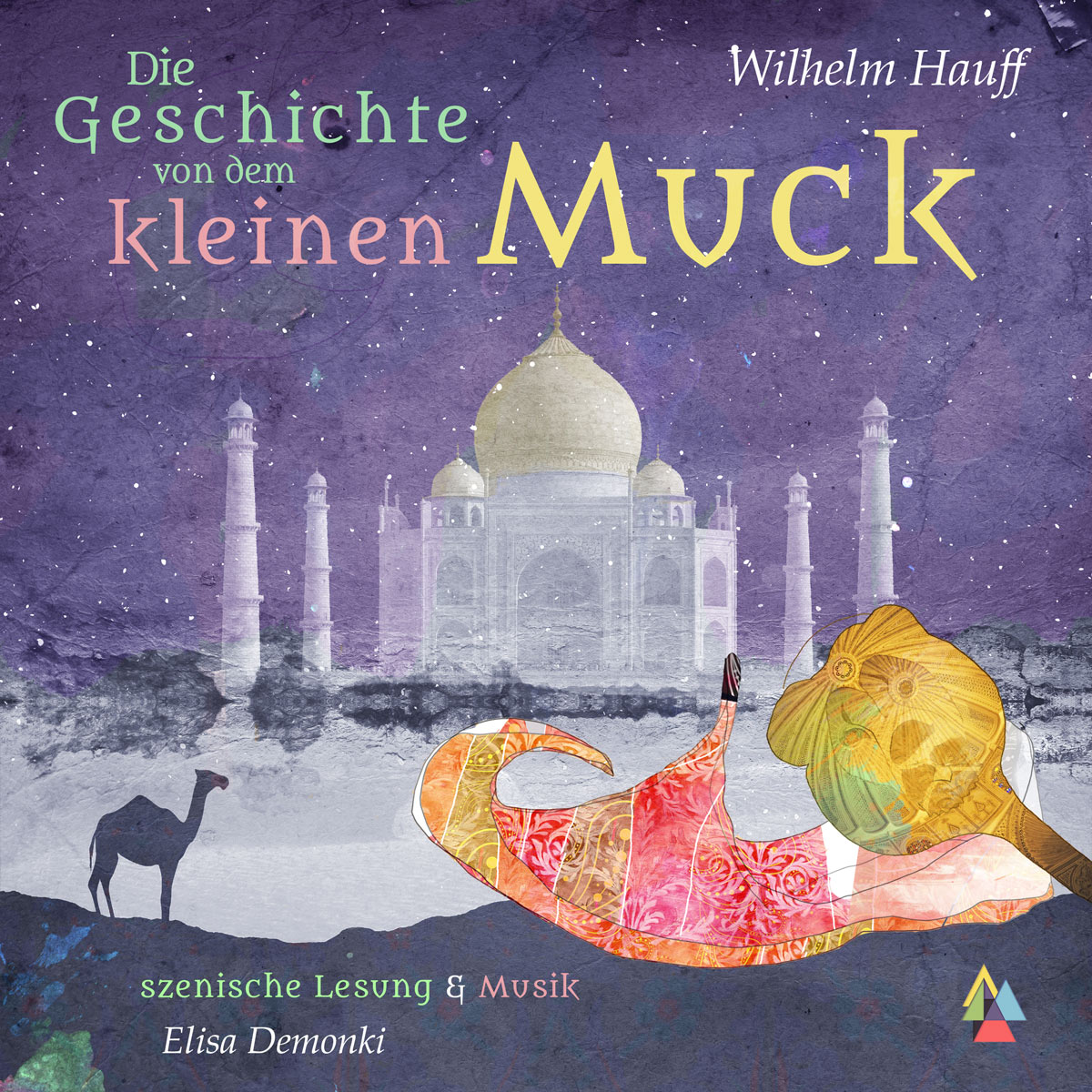mp3 Hörbuch Die Geschichte von dem kleinem Muck Der kleine Muck Elisa Demonki Elisa Demonkí Jalara Verlag